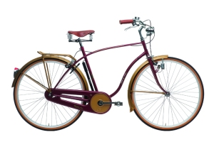 Bicicletta Umberto Dei Milano, modello Giubileo uomo