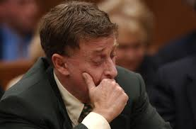Michael Peterson during his first trial