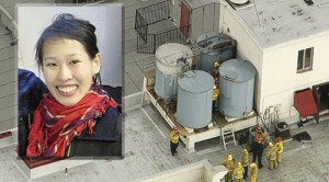 Elisa Lam and the water tank of the Cecil