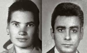 Barbara Locci e Antonio Lo Bianco, le prime due delle sedici vittime del Mostro di Firenze