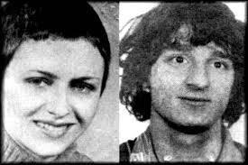 Jean Michel Kraveichvili e Nadine.