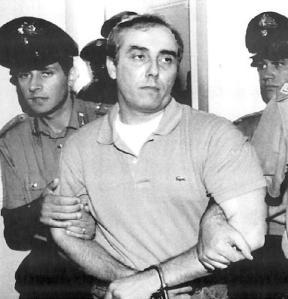 L'arresto di Roberto Savi